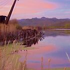 The Old Mill Pond   by © Betty E Duncan ~ Blue Mountain Blessings Photography