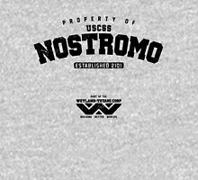 Property of USCSS Nostromo - black Unisex T-Shirt