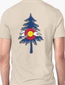 Colorado Forest Unisex T-Shirt