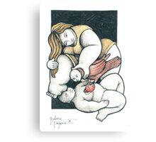 KULAM (WITCHCRAFT) Canvas Print