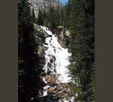 Hidden Falls, Grand Teton National Park Unisex T-Shirt