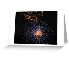 July Ba-Boom Greeting Card