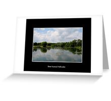 Pond #2 (Beaver Island State Park) Greeting Card