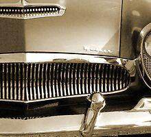 Kaiser Manhattan Sedan by Phil Roberson
