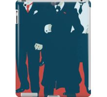 Jules Alexandre Grün Zola iPad Case/Skin