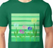 Lollipop Summer Garden Unisex T-Shirt