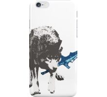 The Great Grey Wolf Sif  iPhone Case/Skin