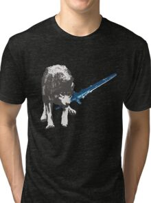 The Great Grey Wolf Sif  Tri-blend T-Shirt
