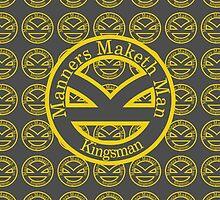 Manners Maketh Man [Kingsman] by sohoku
