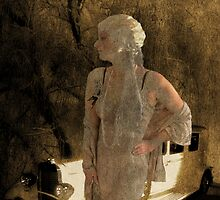 Shades of Jean Harlow by Sherryll  Johnson
