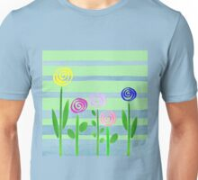 Lollipops In The Garden Unisex T-Shirt