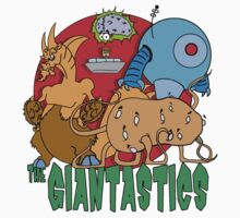 The Giantastics  by monsterfink
