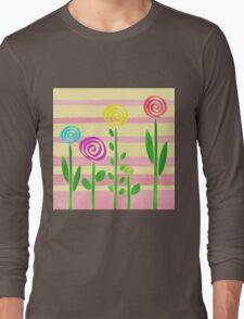Lollipop Garden Long Sleeve T-Shirt