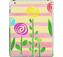Lollipop Garden iPad Case/Skin