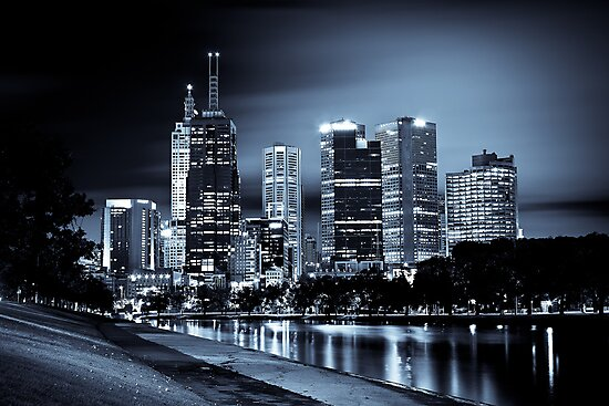 Inner City Blues by Jason Green