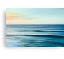 North Shore Sunset Canvas Print