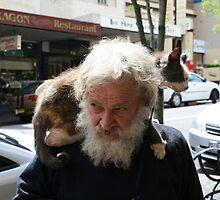 This Old Man's Best Friend by evansoz