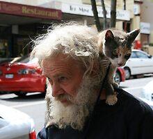 Oldtimers Best Friend by evansoz