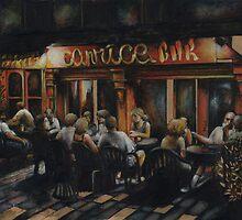 The Caprice Bar by Marianna Venczak