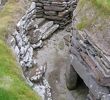 Skara Brae, outer section by lezvee
