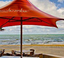 St Kilda Beach by Kat36