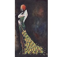 The Woman Photographic Print