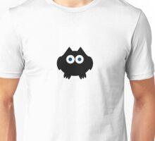 Blue Eyed Owl Unisex T-Shirt