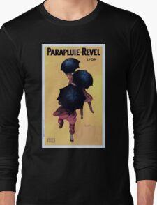 Leonetto Cappiello Affiche Parapluies Revel Long Sleeve T-Shirt