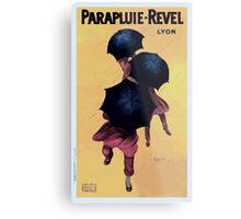 Leonetto Cappiello Affiche Parapluies Revel Metal Print