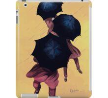 Leonetto Cappiello Affiche Parapluies Revel iPad Case/Skin