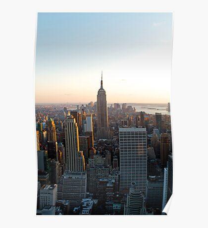 Empire State Building — Portrait Poster