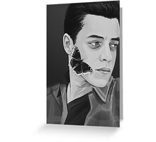 Josh - Until Dawn Greeting Card