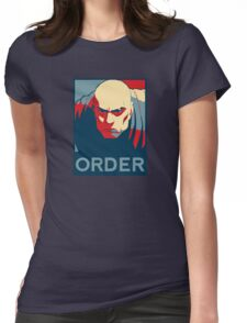 The Legend of Korra - Zaheer Womens Fitted T-Shirt