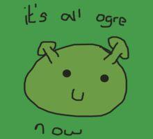 'It's all ogre now' - Shrek is Love, Shrek is Life by phabbyhowell