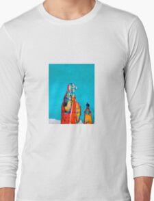 Andrew's Penguins Long Sleeve T-Shirt