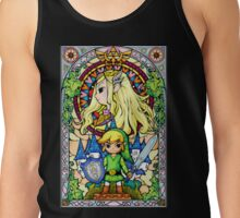 The Legend of Zelda: Wind Waker Tank Top