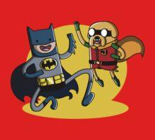 Batfinn and Robjake Kids Tee