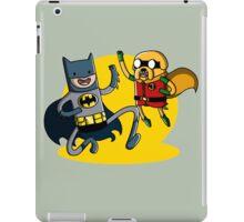 Batfinn and Robjake iPad Case/Skin