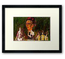 Frida, 2011 Framed Print