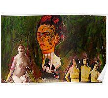 Frida, 2011 Poster