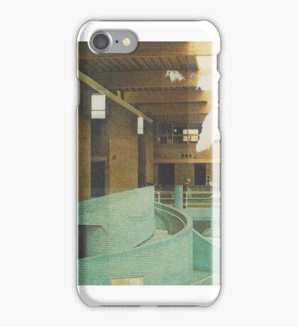The angular the circular and the vernacular iPhone Case/Skin