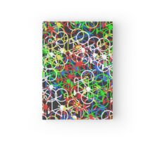 Lotsa Bikes - Multi Colour Hardcover Journal