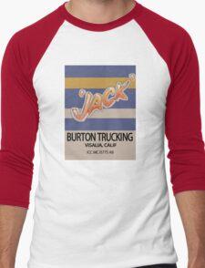 Jack Burton Trucking Men's Baseball ¾ T-Shirt