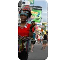 Busy in Bangkok iPhone Case/Skin