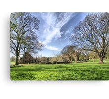 Kirkstall Abbey #3 Canvas Print