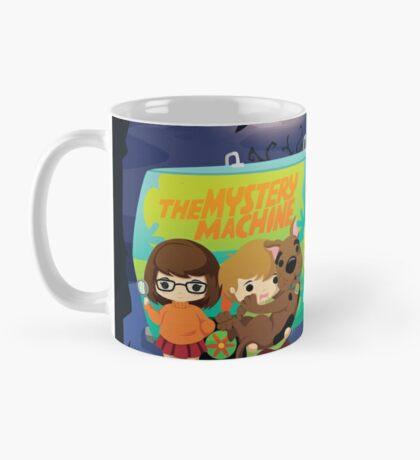 Scooby Doo! Where are you? Mug