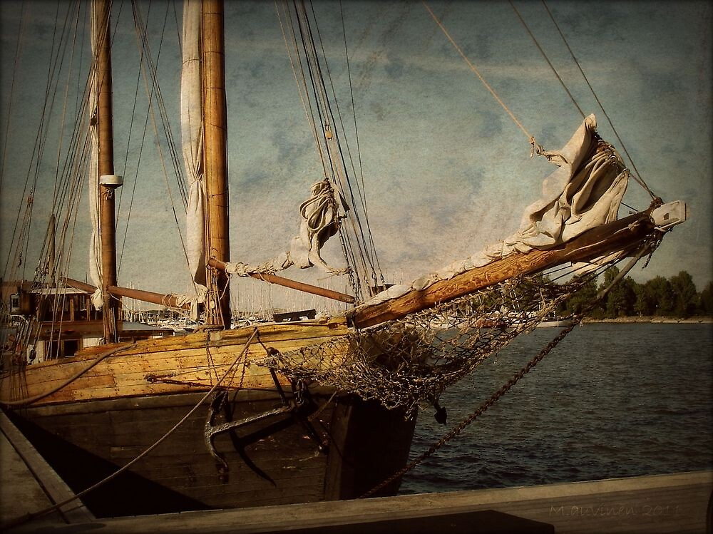old sailor by marke auvinen