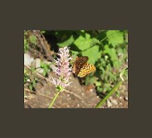 Butterfly, Silver Bordered Fritillary Unisex T-Shirt