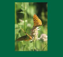 Butterflies, Silver Bordered Fritillary Unisex T-Shirt