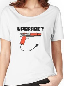 Take Upgrade?  Women's Relaxed Fit T-Shirt